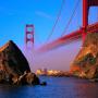 Cầu cổng vàng – biểu tượng của San Francisco