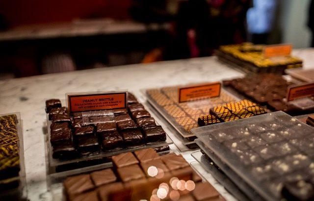 Độc đáo bảo tàng Chocolate đầu tiên ở New York