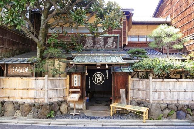 Vẻ đẹp đậm chất truyền thống của tiệm mì Honke Owariya