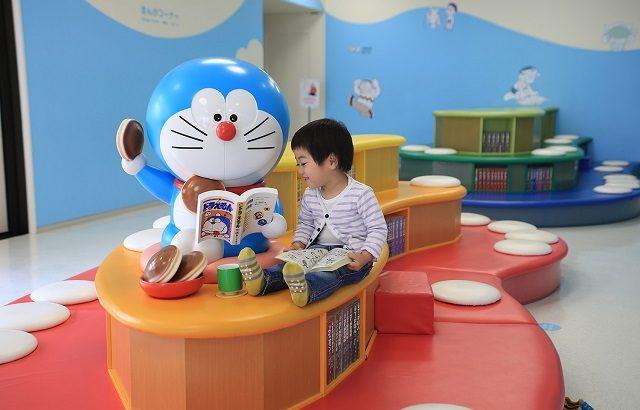 """Fujiko F Fujio bảo tàng cho những tín đồ """"ghiền"""" Doraemon ở Nhật Bản"""