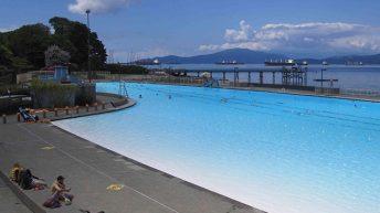 Ghé thăm bãi biển Kitsilano nổi tiếng nhất Vancouver