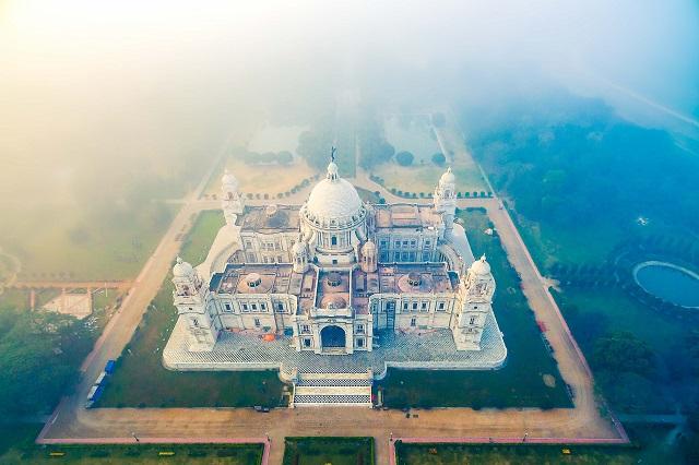 Thành phố thân thiện Kolkata, nơi nổi tiếng với những công trình kiến trúc độc đáo