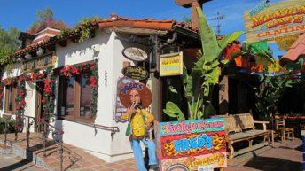Khám phá phố cổ Old Town thanh bình ở San Diego – Mỹ