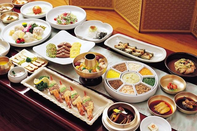 Song Jook Heon, nơi lý tưởng để bạn thưởng thức những món ăn truyền thống xứ Hàn