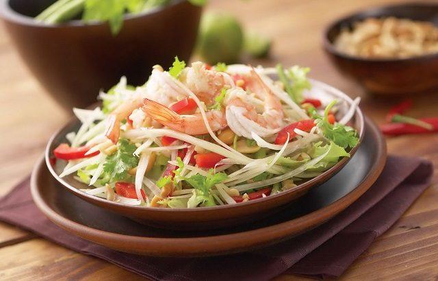 Những món ăn đường phố ngon mà giá siêu rẻ ở Thái Lan
