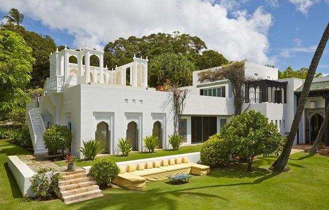 Shangri La lâu đài hồi giáo độc nhất vô nhị ở thành phố Honolulu