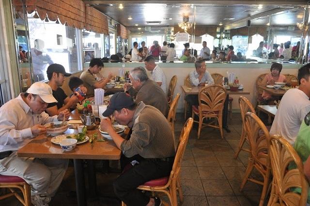 Món phở được bán ở Little Saigon San Francisco