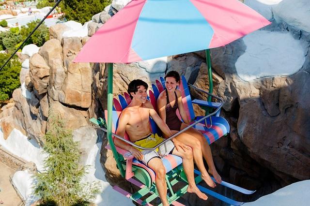 Disney's Blizzard Beach, nơi bạn sẽ được trải nghiệm nhiều cảm giác mới lạ và mạo hiểm