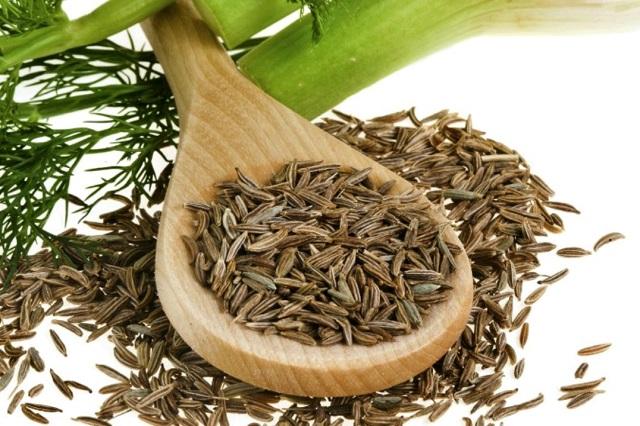 Hạt cây thì là có thể giúp bạn loại bỏ chứng đầy bụng