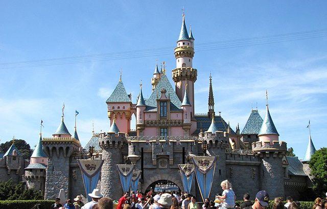Vui bất tận ở công viên Disneyland, Los Angeles