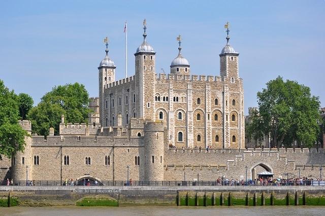 Năm 1988, Unesco đã công nhận tháp London là di sản thế giới
