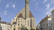 Minorite – nhà thờ kiểu Pháp ấn tượng nhất thủ đô Vienna