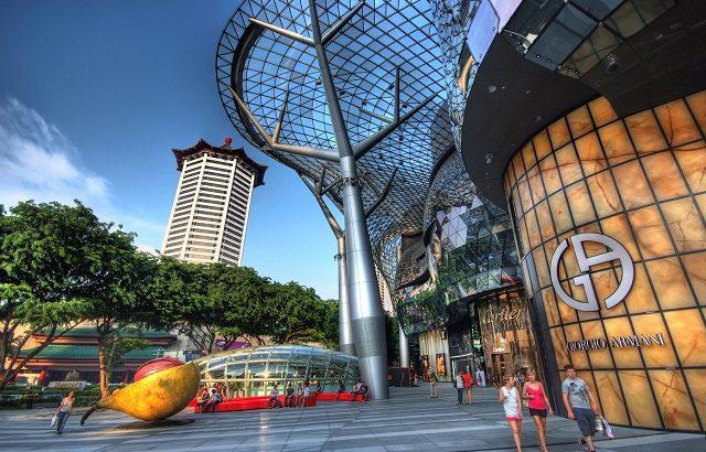 Orchard Road – khu mua sắm hàng hiệu nổi tiếng của Châu Á ở Singapore