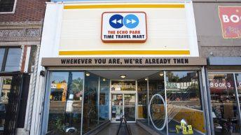 """Trải nghiệm mua sắm tại cửa hàng """"xuyên không"""" ở xứ cờ hoa"""