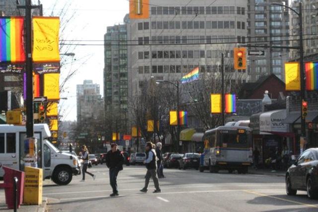 Davie Village – khu phố của cộng đồng đồng tính lớn nhất Vancouver