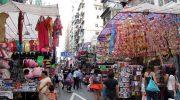 """Ladies Market: Khu chợ có """"102"""" ở Hồng Kông"""