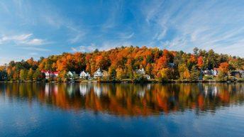 Những địa danh ngắm mùa thu nước Mỹ đẹp mê ly