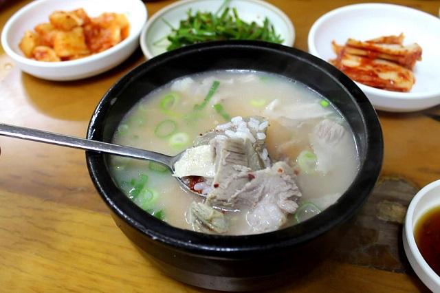 Tue-chi-kuk-bap được đánh giá là một trong những món ăn tuyệt vời nhất ở Busan