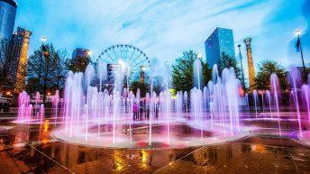 Thưởng ngoạn 3 công viên nổi tiếng đẹp nhất Atlanta