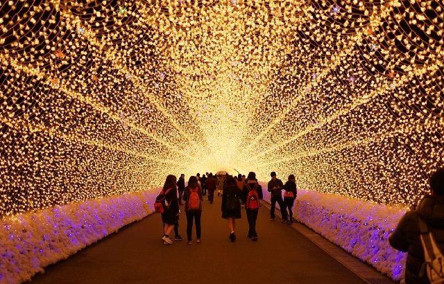 Mách bạn 3 địa chỉ đón Giáng sinh vui nhất ở Nhật Bản