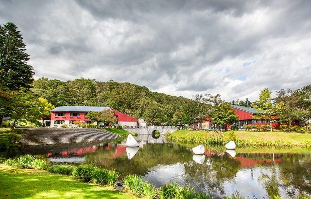 Tham quan công viên nghệ thuật Sapporo ở Hokkaido