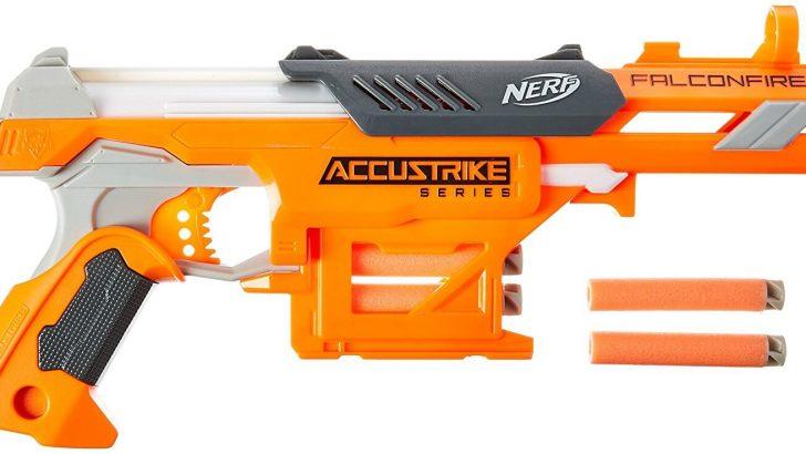 Súng Nerf gun việt nam là gì? Bé nên chơi súng Nerf gun việt nam nào?