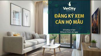 Tiến độ thi công xây dựng chung cư Vincity mới nhất