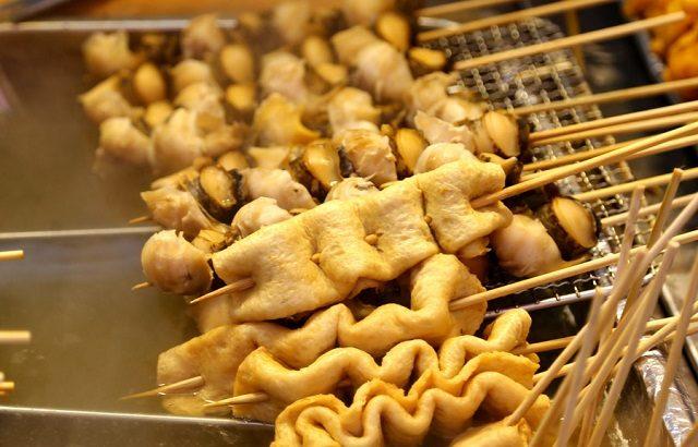 Chả cá odeng – món ăn không thể thiếu trong mùa đông ở Hàn Quốc