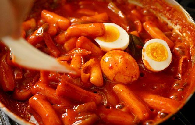 Điểm danh các món cay bỏng lưỡi được người Hàn Quốc yêu thích nhất