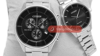 Đồng hồ Citizen eco drive là gì?