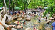 Giải nhiệt mùa hè với 3 khu vui chơi suối thác nổi tiếng gần Sài Gòn