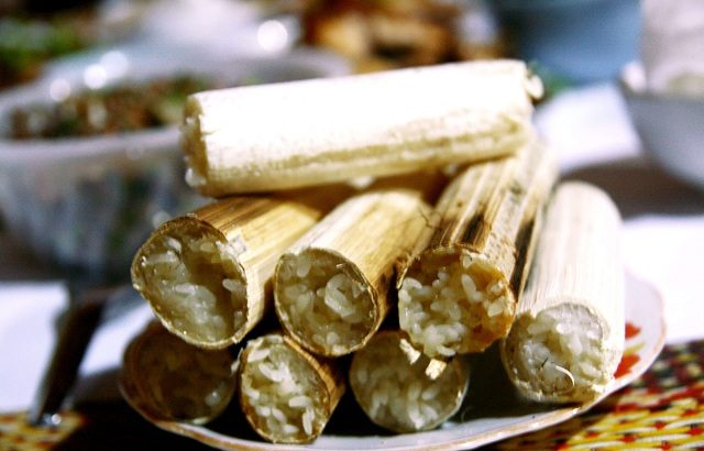 Món ngon đặc sản ngày Tết của người Cơ Tu ở Quảng Nam