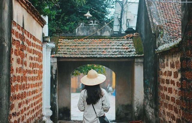 Tết đến Hà Nội thăm làng cổ Đường Lâm