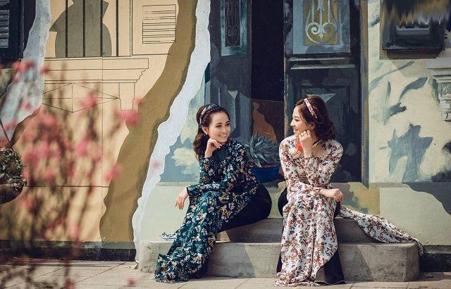 Phố bích họa Phùng Hưng – điểm check in hấp dẫn mùa tết ở Hà Nội
