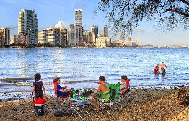 Điểm danh các bãi biển đẹp nhất ở Miami